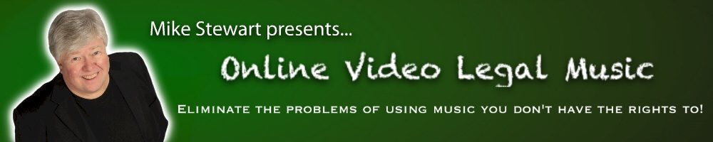 Online Video Legal Music